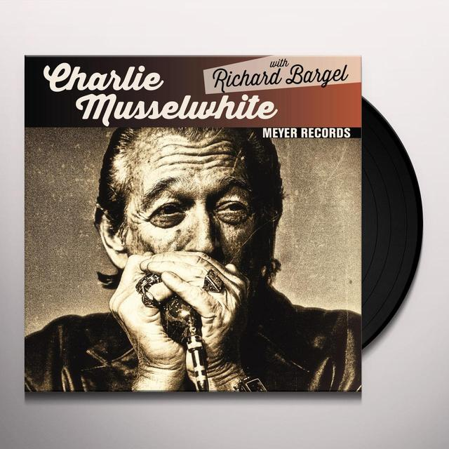 Charlie Musselwhite / Richard Bargel BLUES WITH A FEELING / CHRISTO REDNTOR Vinyl Record - 10 Inch Single