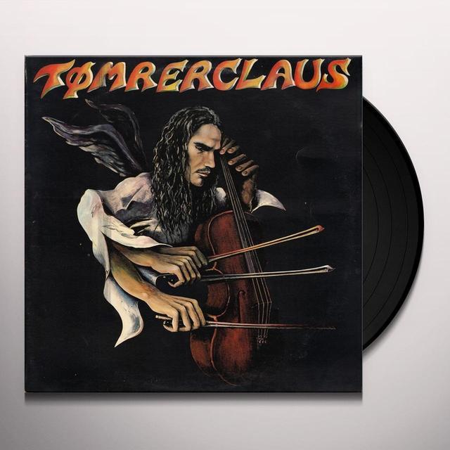 TOMRERCLAUS Vinyl Record - Black Vinyl