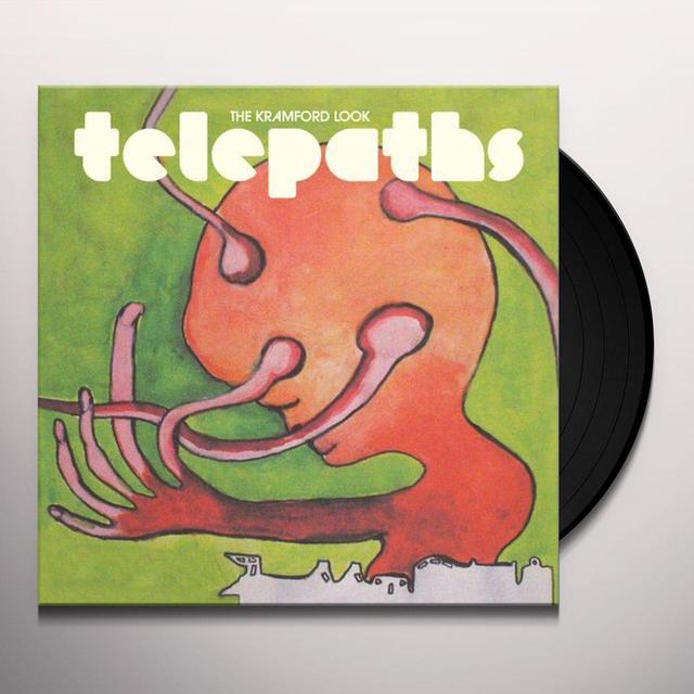 KRAMFORD LOOK TELEPTHS / O.S.T. Vinyl Record