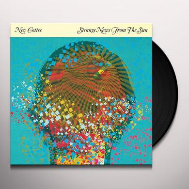Nev Cottee STRANGE NEWS FROM THE SUN Vinyl Record