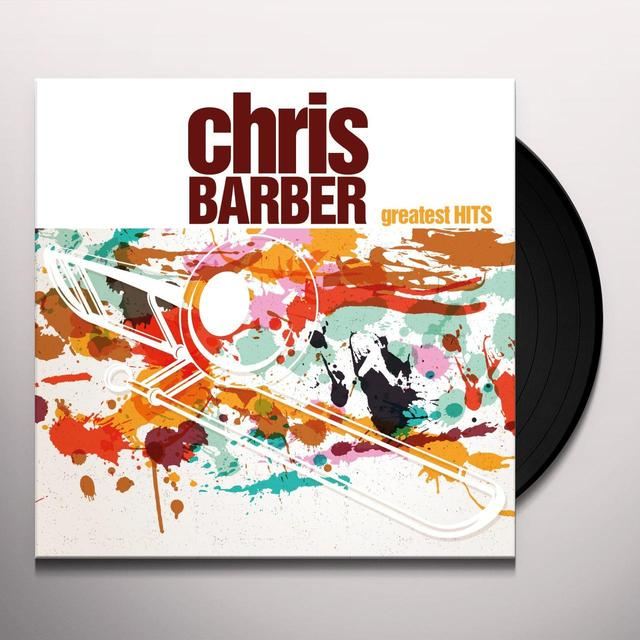 CHRIS BARBER'S GREATEST HITS Vinyl Record