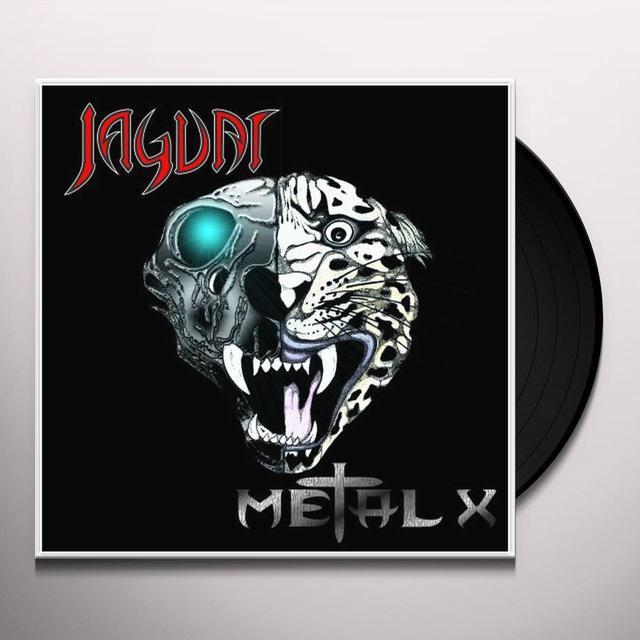 Jaguar METAL X Vinyl Record