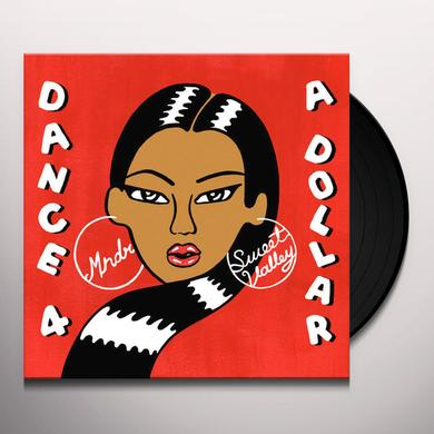 MNDR & SWEET VALLEY DANCE 4 A DOLLAR Vinyl Record - 10 Inch Single