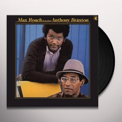 Max Roach / Anthony Braxton BIRTH & REBIRTH Vinyl Record