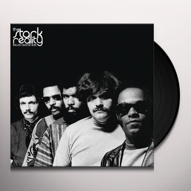 Stark Reality ROLLER COASTER RIDE Vinyl Record