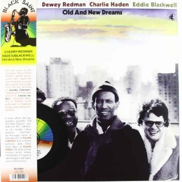 Don Cherry / Dewey Redman / Charlie Haden OLD & NEW DREAMS Vinyl Record