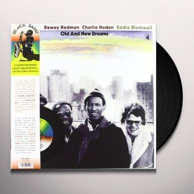 Don Cherry / Dewey Redman / Charlie Haden OLD & NEW DREAMS Vinyl Record - w/CD