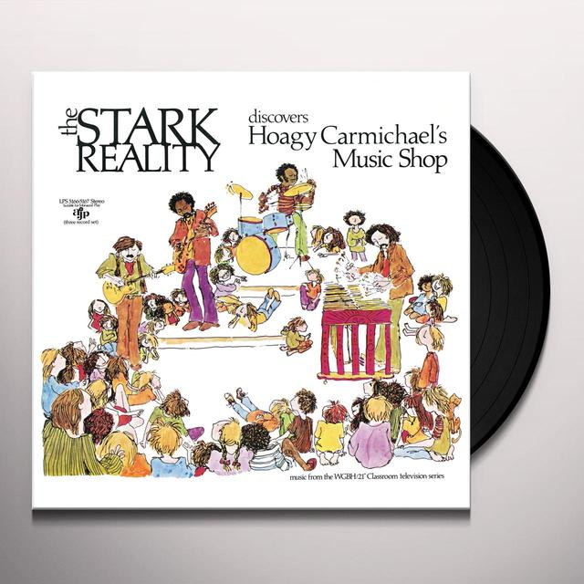 Stark Reality DISCOVERS HOAGY CARMICHAEL'S MUSIC SHOP Vinyl Record