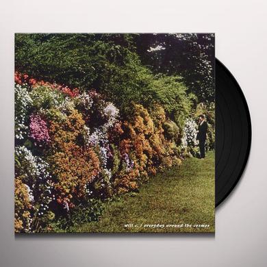 Will C. EVERYDAY AROUND THE COSMOS Vinyl Record