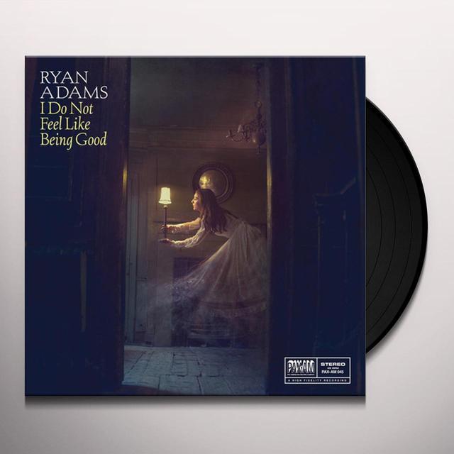 Ryan Adams I DO NOT FEEL LIKE BEING GOOD / HOW MUCH LIGHT Vinyl Record