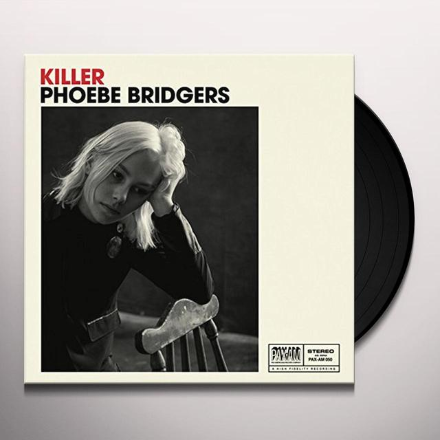 Phoebe Bridgers KILLER / GEORGIA Vinyl Record - Limited Edition