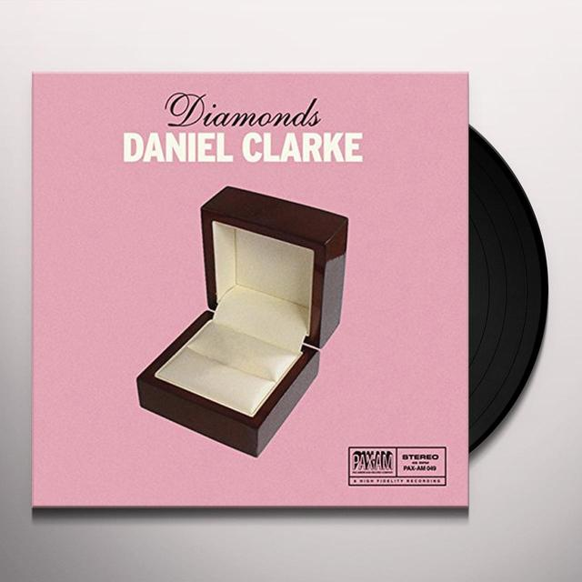 Daniel Clarke DIAMONDS / GUIDED (BY WHAT WE HAVE) Vinyl Record - Limited Edition