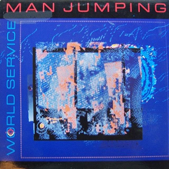 MAN JUMPING WORLD SERVICE Vinyl Record