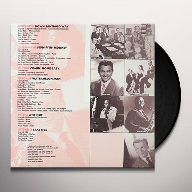Miles David / Dave Brubeck JAZZ CLASSICS: KICKS Vinyl Record
