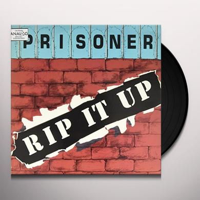 Prisoner RIP IT UP Vinyl Record