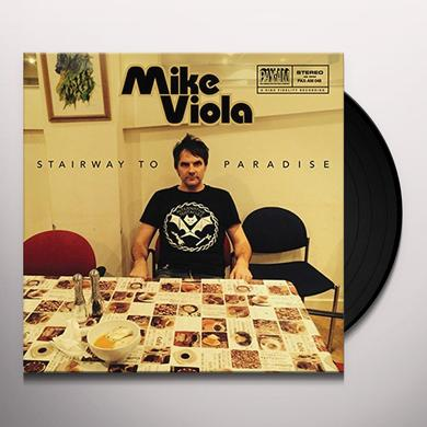 Mike Viola STAIRWAY TO PARADISE / ROXXY GIRL Vinyl Record - Limited Edition
