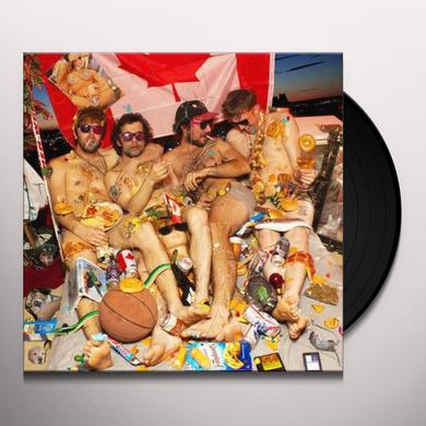 NEW SWEARS JUNKFOOD FOREVER BEDTIME WHATEVER Vinyl Record