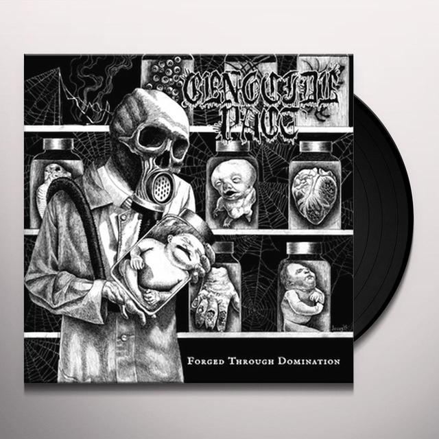 GENOCIDE PACT FORGED THROUGH DOMINATION Vinyl Record