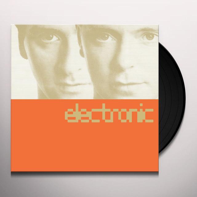 ELECTRONIC Vinyl Record - 180 Gram Pressing