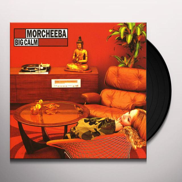 Morcheeba BIG CALM Vinyl Record