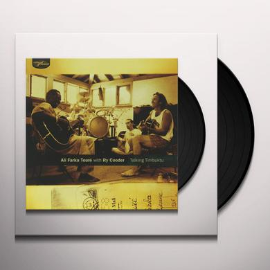Ali Farke Toure TALKING TIMBUKTU (WITH RY COODER) Vinyl Record - 180 Gram Pressing, Digital Download Included