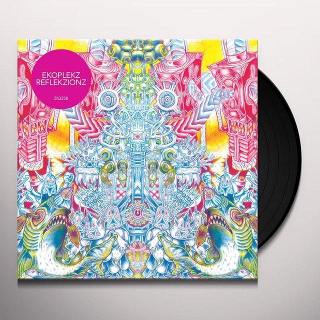 Ekoplekz REFLEKZIONZ Vinyl Record - Digital Download Included