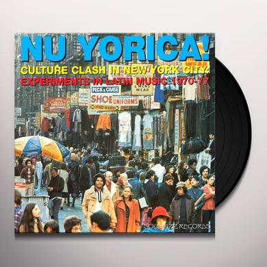 Soul Jazz Records Presents NU YORICA 1 Vinyl Record