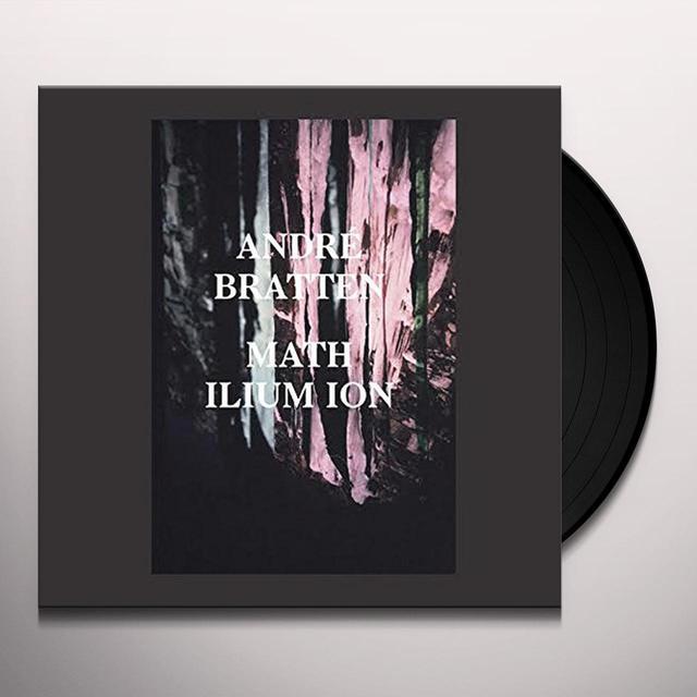 Andre Bratten MATH ILIUM ION Vinyl Record