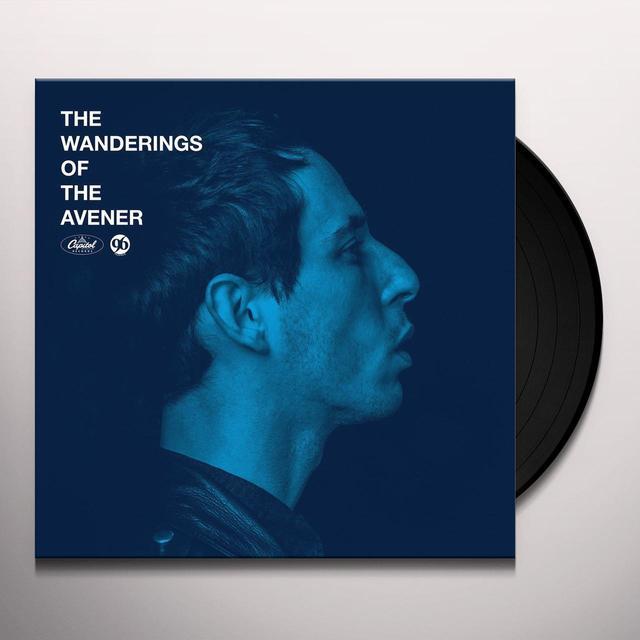 WANDERINGS OF THE AVENER Vinyl Record - Holland Import