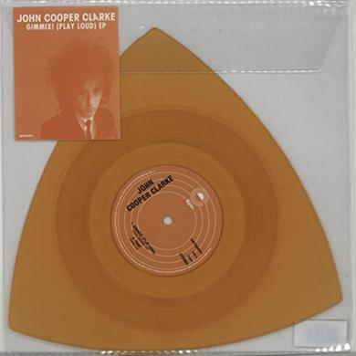 John Cooper Clarke GIMMIX (PLAY LOUD) Vinyl Record