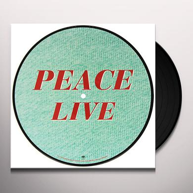 PEACE Vinyl Record - Holland Import