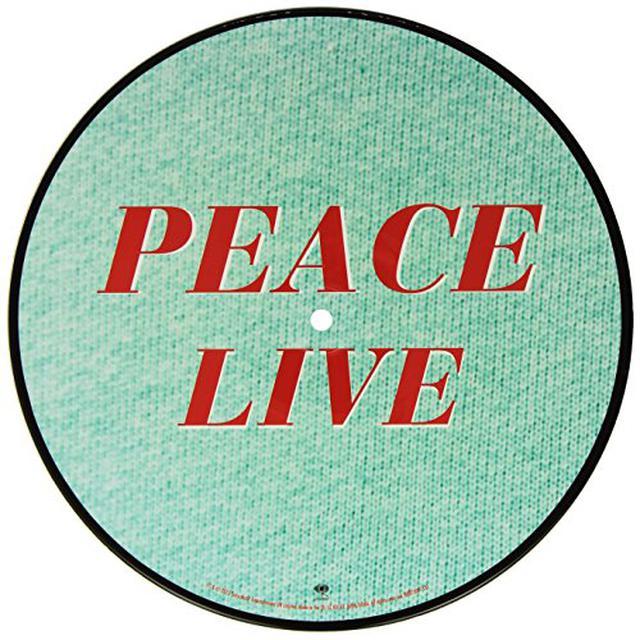PEACE Vinyl Record