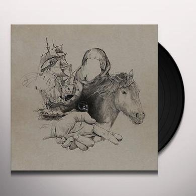 Lonely The Brave CALL OF HORSES Vinyl Record - Holland Release