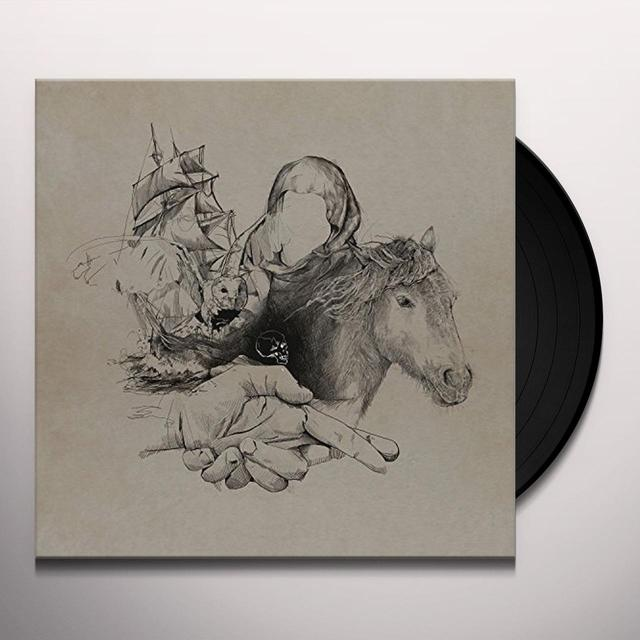 Lonely The Brave CALL OF HORSES Vinyl Record - Holland Import