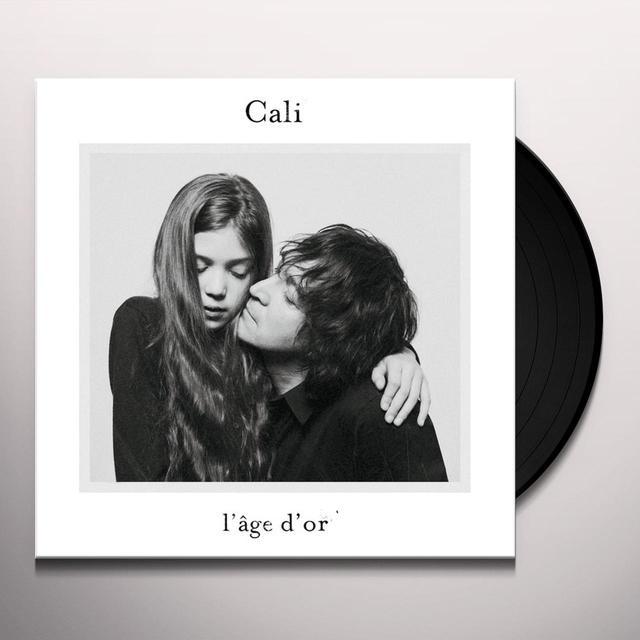 Cali L'AGE D'OR Vinyl Record