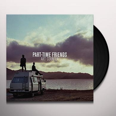 PART-TIME FRIENDS ART COUNTER (GER) Vinyl Record