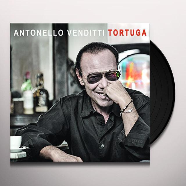 Antonello Venditti TORTUGA Vinyl Record