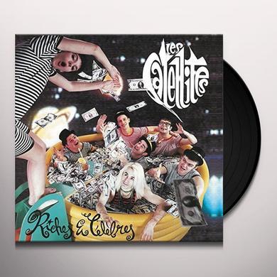 Satellites RICHES ET CELEBRES (GER) Vinyl Record