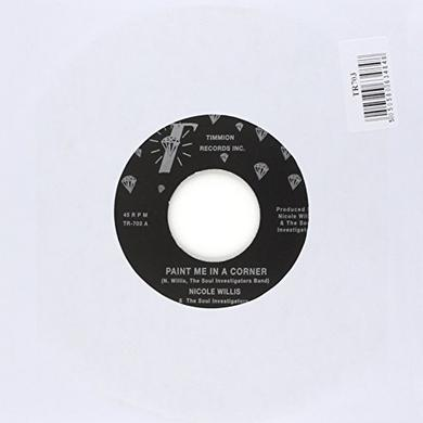 Nicole Willis PAINT ME IN A CORNER Vinyl Record