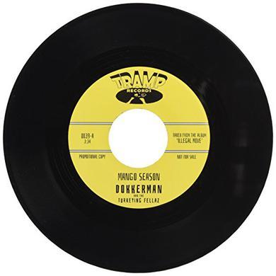 Dokkerman & The Turkeying Fellaz MANGO SEASON Vinyl Record