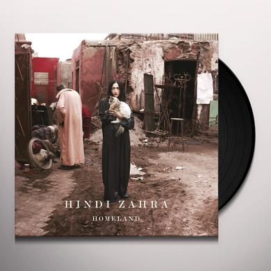 Hindi Zahra HOMELAND Vinyl Record