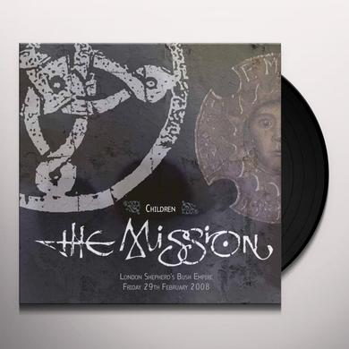 Mission LIVE: CHILDREN Vinyl Record - UK Release