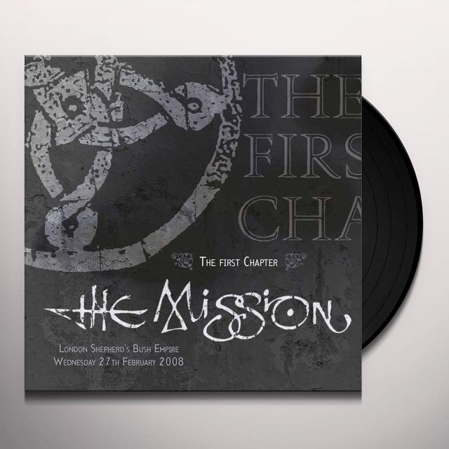 Mission FIRST CHAPTER Vinyl Record - UK Import