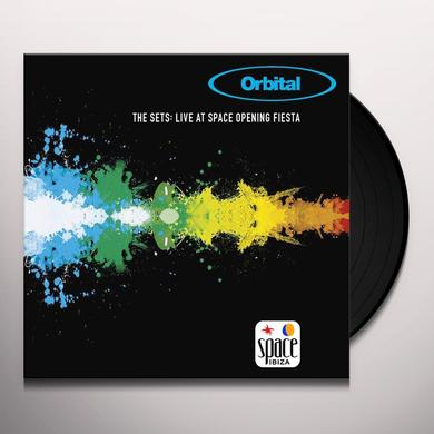 Orbital SET: LIVE AT THE OPENING FIESTA Vinyl Record - UK Import