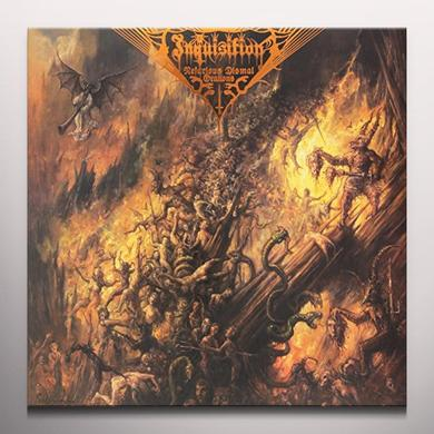 Inquisition NEFARIOUS DISMAL ORATIONS (CLEAR VINYL) Vinyl Record