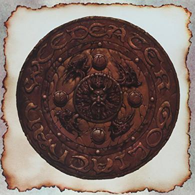 Weedeater GOLIATHAN (ORANGE VINYL) Vinyl Record