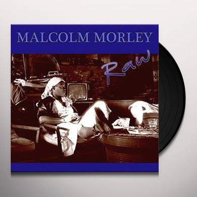 Malcolm Morley RAW Vinyl Record