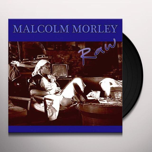 Malcolm Morley RAW Vinyl Record - UK Import