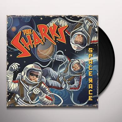 Sharks SPACE RACE EP: LIMITED Vinyl Record