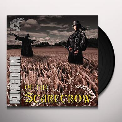 MAD DOG COLE KINGDOM OF THE SCARECROW MINI LP (RED VINYL) Vinyl Record